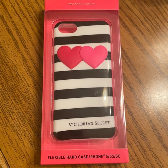 Victorias Secret Flexible Hard Case iPhone 5,5S,5C